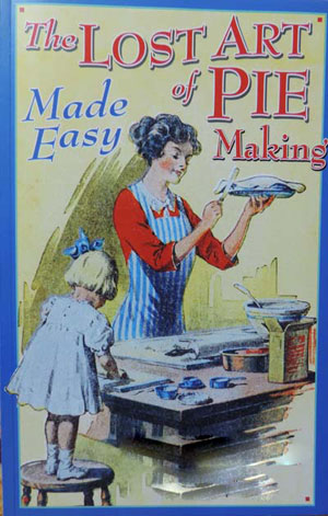 Pie Making Cookbook